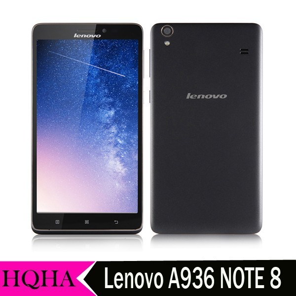 Original Lenovo A936 NOTE 8 NOTE8 4G FDD LTE MTK6752 Octa Core Phone 6.0 6 inch Android 4.4 1GB RAM 8GB ROM Mobile phone