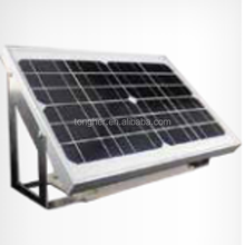 0.3-0.8 Joule Electric Fence Solar Energizer charger with battery for small farm of Sheep, Horse, Cattle, Bear, Dog