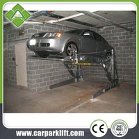 Car Service Equipment Parking Lot System