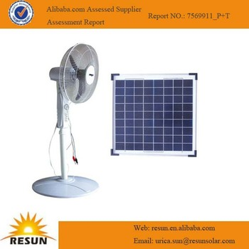 2014 ceiling fans prices from China solar fan manufacturer