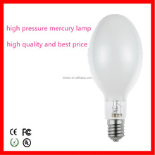 HPM 250W high pressure mercury lamp/self ballast mercury lamp