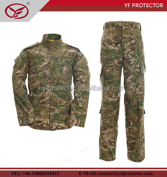 top sell 2016 new style comfortable military uniform