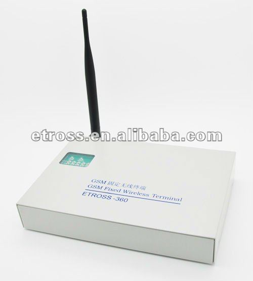 2 GSM Module / 2 RJ11 ports GSM Fixed wireless terminal fwt