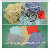 Recycled t shirt for cotton rags with cost price