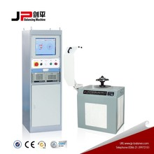 Shanghai JP Table fan blades Dynamic Balancing Machine with loe price