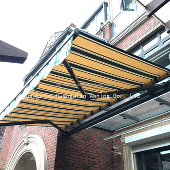 Cheap collapsible awnings