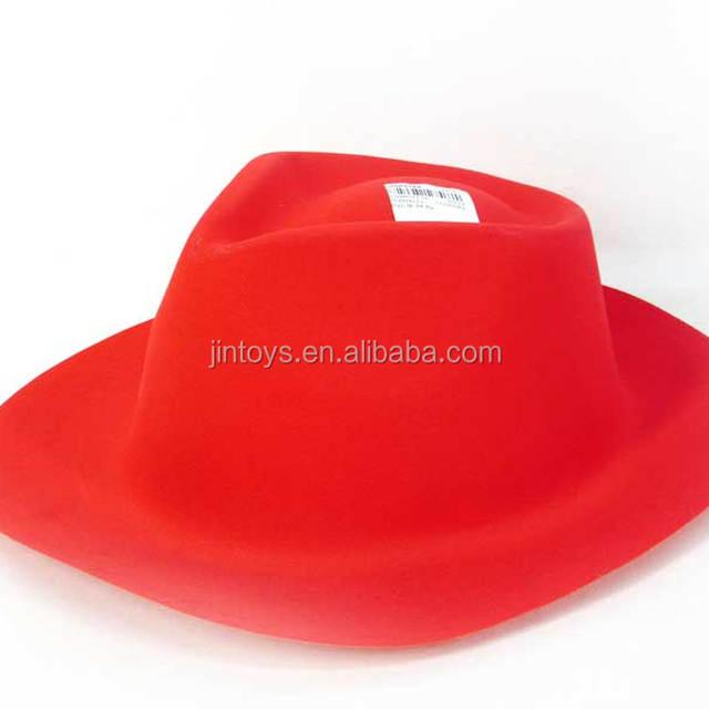 Kids toys Wholesale halloween PVC cowboy hat, festival hat toys for wholesale, GD004214
