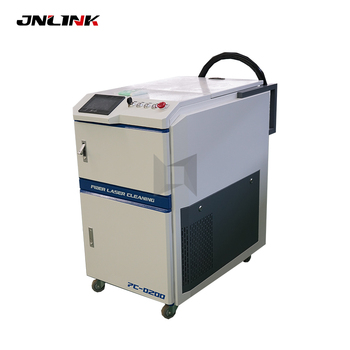 200 watt metal fiber laser cleaning machine for rust removing LC200CL