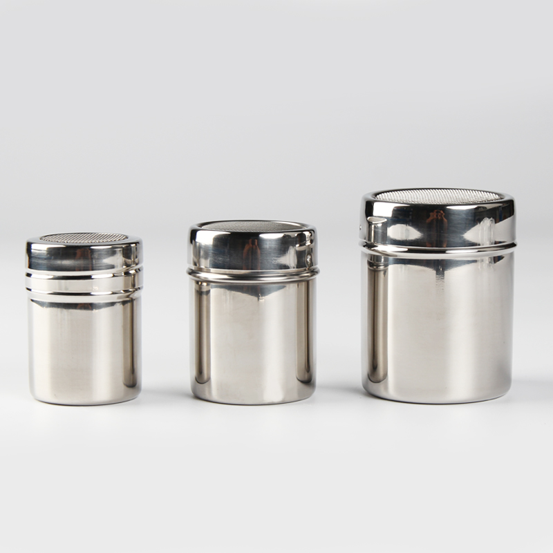 Chinese traditional stainless steel pepper seasoning spice shaker jar with competitive price