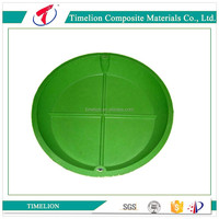 Weather Resistant Plastic Manhole Flower Pots Cover