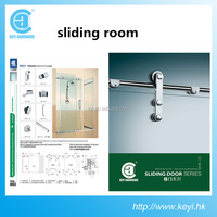2016 HOT SALE sliding room divider /sliding glass door for livi / cold room sliding door at factory price with high quality