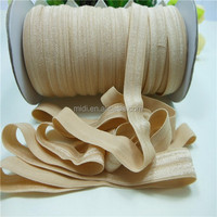 Elastic stretchy solid color ribbon for decoration #818