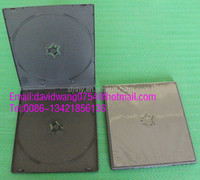 5mm pp cd case black Double