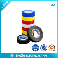 Standard Black Color Best PVC Tape for Insulation and Adhesion