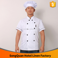 Restaurant & Bar Use and Unisex Gender chef uniform