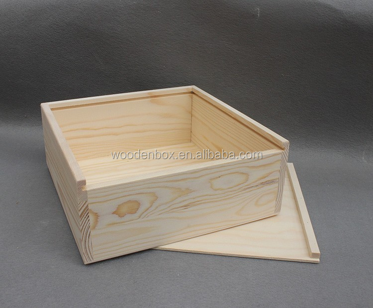 High quality original color wooden food & fruit tray