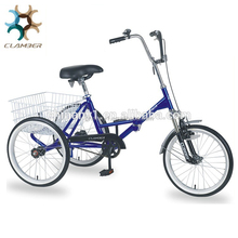 Alibaba Wholesale Super Quality Trike Wholesale Adult Tricycles