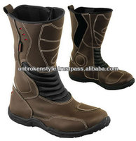 Motorbike Leather Shoes/Motorcycle Racing Shoes/Biker Shoes