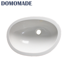 Chemical porcelain wholesale home depot bathrooms white ceramic sink countertop art basin wash basin sizes in inches