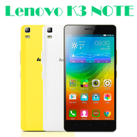 In Stock Lenovo K3 Note 5.5 inch screen Mobile Phone 4G FDD LTE MTK6752 Octa Core Android 5.0 System