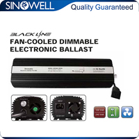 Quality First China Honest Manufacturer SINOWELL 600w Black Line Electronic Ballast