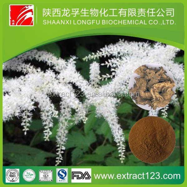 Herbal product natural black cohosh p.e