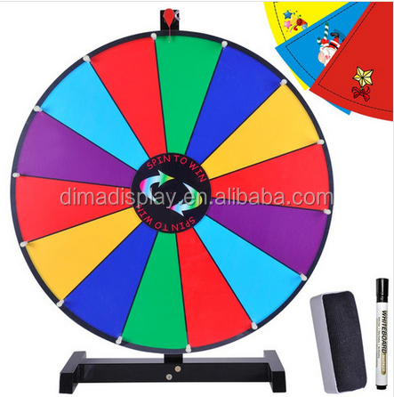 supermarket spin lucky wheel , promotion fortune wheel