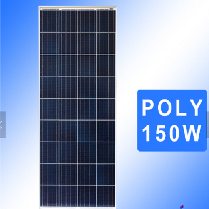 Good quality mono / poly 150 watt solar panel for Turkey market