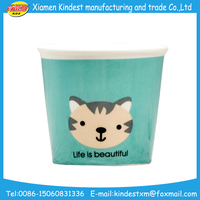 little kitty my painting kids ceramic 380ml mug