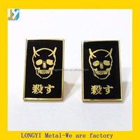 Cheap custom enamel lapel pin with manufacturers in china