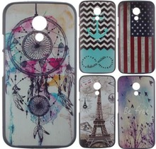 20 Style New Arrival Painting Cover For Motorola Moto G2 G 2nd Gen Case original Cover For Moto G 2 XT1063 XT1069 Cover