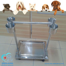 Hot Sale Beautiful Stainless Steel Parrot Cage