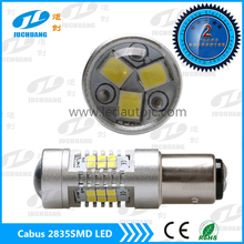 Car Auto Parts 1157 High Power 12v 24v 2835 LED Bulb Light Source 21 SMD Driving Car Fog light White