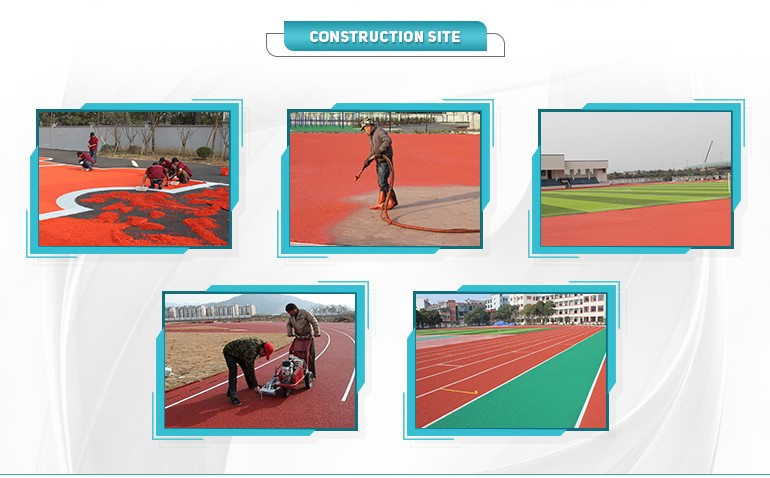 Single component polyurethane adhesive/rubber adhesive/pu adhesive for sports surfaces systems