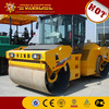three wheel static road roller XCMG Brand small road Roller XD132 road roller capacity for sale