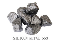 High Purity Silicon Metal 553 with good quality