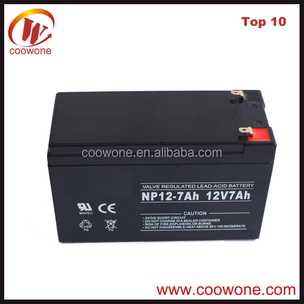 Storage Battery 12V 7AH 8AH 9AH Motorcycle Battery