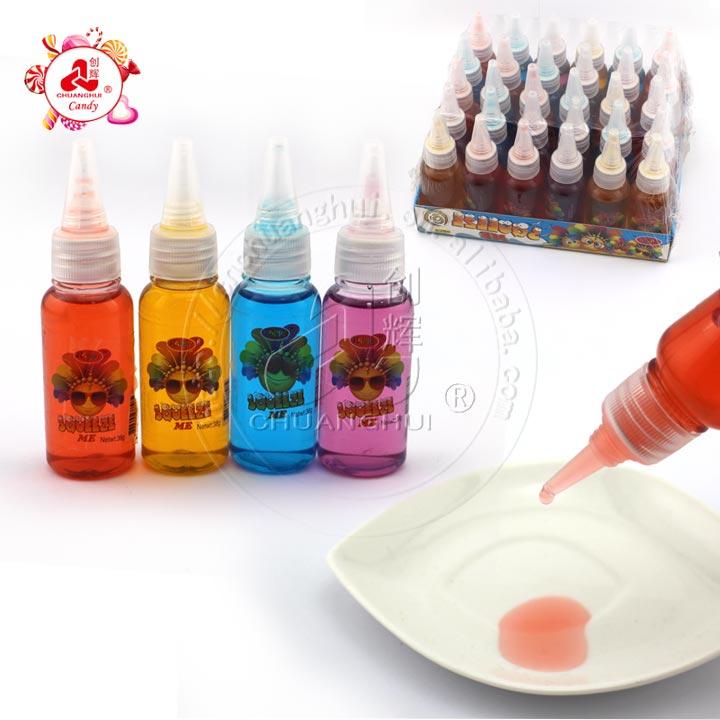 2019 Crazy hair  lipstick jam candy/Lipstick  syrup candy gloss