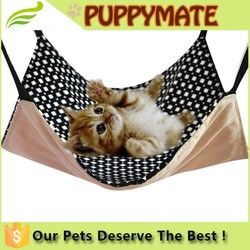 2016 new design pet bed, cat hammock and cat hammock bed