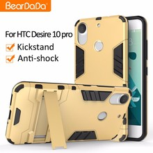 Best Selling Shockproof kickstand for htc phone cases for HTC Desire 10 pro