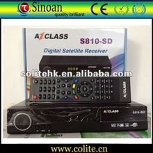 Azclasss S810SD digital satellite reciever