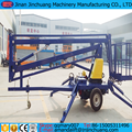 18m CE ISO articulated boom lift platform/articulated boom lift for sale