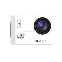 WIFI Action Sport Camera 1080P Full HD Helmet Underwater Waterproof Video Sports Camera mini hd digital video camera
