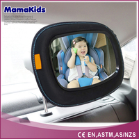Baby & Mom Rear Facing Back Seat Infant Mirror baby car mirror