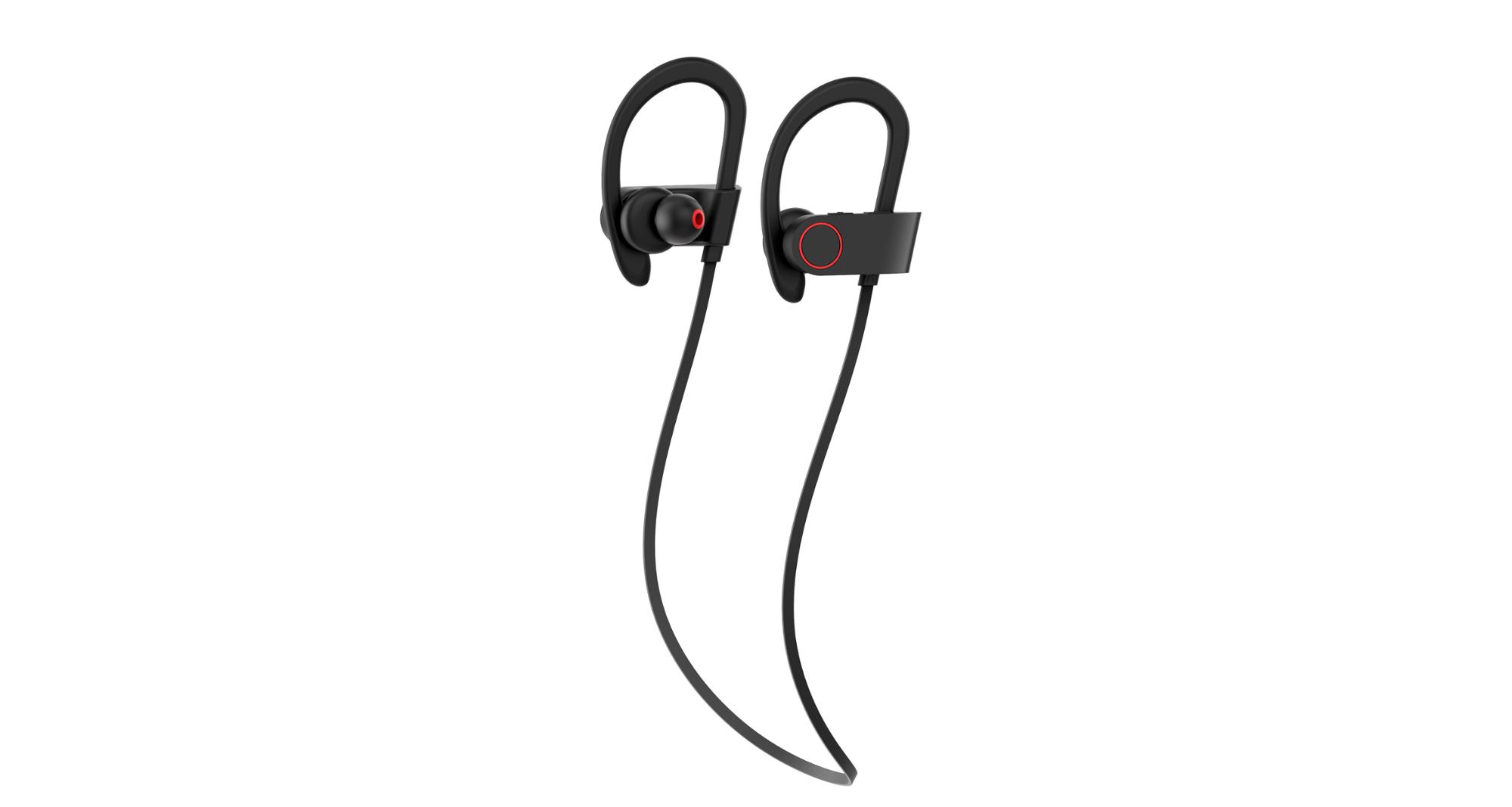Best Waterproof Wireless QCC3003 Bluetooth Stereo headphone,U8 Sport Bluetooth earphone supplier