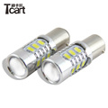 New Design Ba15s 1156 5730 15smd DRL with Lens