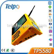 Telpo New Design Hot Sale cash drawer for pos with Wifi Bluetooth Printer with Fingerprinter Reader