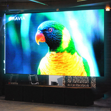 Top quality p8 indoor big xxx video screen led display