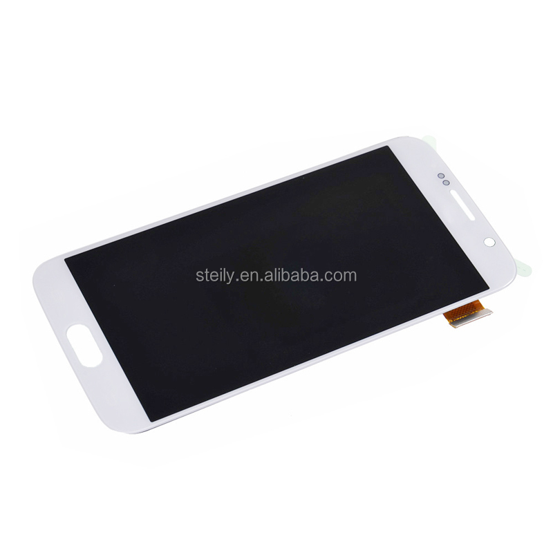 New Arrival 100% original quality For Samsung Galaxy S6 LCD Screen, For Samsung Galaxy S6 Lcd Digitizer Assembly Blue/White