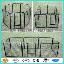 large heavy dog puppy pet playpen 80x80cm 8 panels dog playpen run cage whelping